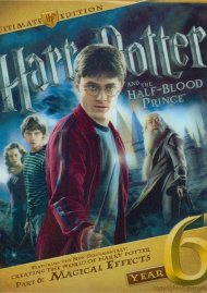 Harry Potter And The Half-Blood Prince: Ultimate Edition Movie