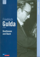 Friedrich Gulda Plays Beethoven And Bachs Movie