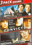 Elmer Gantry / Convicts / Birdman Of Alcatraz (Triple Feature) Movie