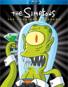 Simpsons, The: The Complete Fourteenth Season Blu-ray