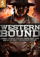 Western Bound: Breakheart Pass / Man Of The West / The Missouri Breaks / Lawman / Hour Of The Gun Movie