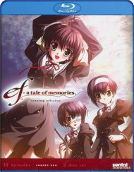 Ef - A Tale Of Memories: Complete Collection Blu-ray