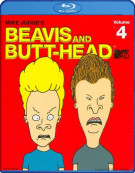Beavis And Butt-Head: The Mike Judge Collection - Volume 4 Blu-ray