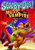Scooby-Doo!: Music Of The Vampire Movie