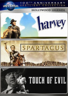 Hollywood Legends Spotlight Collection (Harvey / Spartacus / Touch of Evil) Movie
