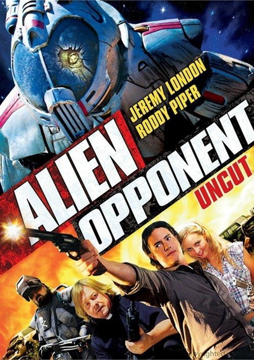 Alien Opponent: Uncut Movie