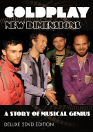 Coldplay: New Dimensions Movie