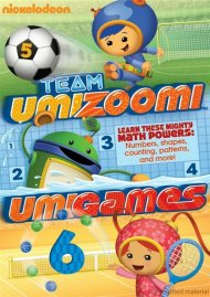 Team Umizoomi: Umigames Movie
