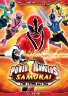 Power Rangers Samurai Vol. 1: The Team Unites Movie
