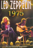 Led Zeppelin: 1975 - A Year Of Living Dangerously Movie