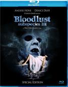 Subspecies 3: Bloodlust Blu-ray