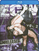 WWE: ECW Unreleased - Volume Two Blu-ray