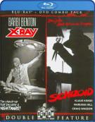 X-Ray / Schizoid (Blu-ray + DVD Combo) Blu-ray