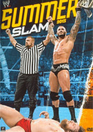 WWE: SummerSlam 2013 Movie