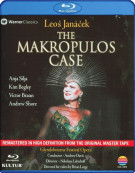 Makropulos Case, The Blu-ray