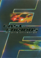 Fast & Furious: 6 Movie Collection Movie