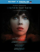 Under The Skin (Blu-ray + UltraViolet) Blu-ray