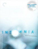 Insomnia: The Criterion Collection (Blu-ray + DVD Combo) Blu-ray