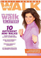 Leslie Sansone: Just Walk - Mix And Match Walk Blasters Movie