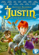 Justin & The Knights Of Valor Movie