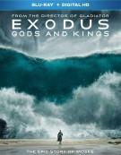 Exodus: Gods And Kings (Blu-ray + UltraViolet) Blu-ray
