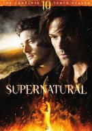 Supernatural: The Complete Tenth Season Movie
