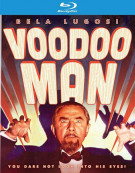 Voodoo Man Blu-ray
