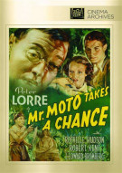 Mr. Moto Takes A Chance Movie