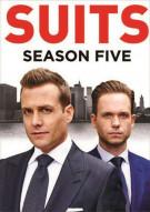 Suits: Season Five Movie