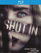 Shut In (Blu-ray + DVD + UltraViolet) Blu-ray