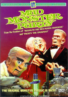 Mad Monster Party Movie