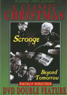 Classic Christmas, A: Scrooge/ Beyond Tomorrow (Double Feature) Movie