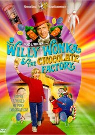 Willy Wonka & The Chocolate Factory (Full Frame) Movie