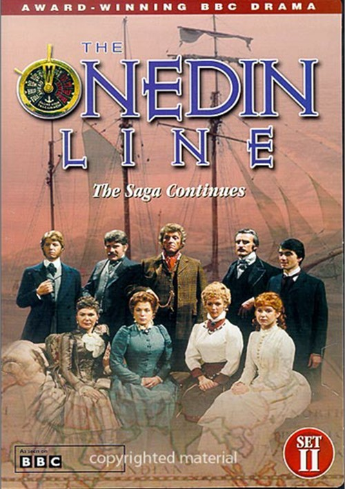 Onedin Line, The: Set 2 Movie