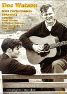 Doc Watson: Rare Performances 1963-1981 Movie