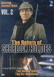 Return Of Sherlock Holmes, The: Volume 2 Movie