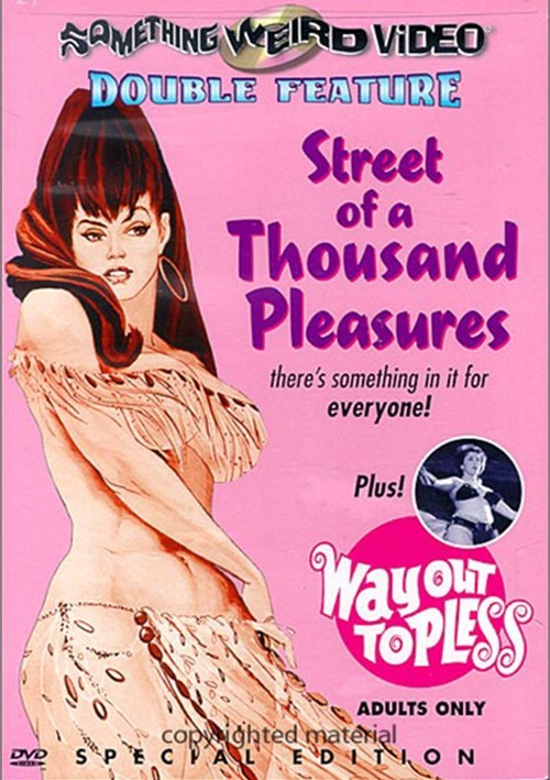 Street Of A Thousand Pleasures/ Way Out Topless (Double Feature) Movie