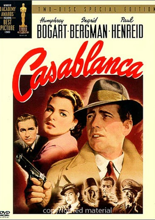 Casablanca: Special Edition Movie