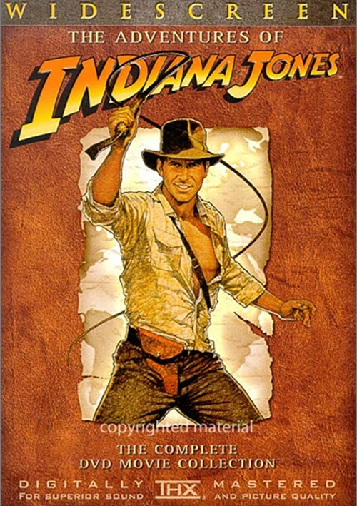 Adventures Of Indiana Jones, The (Widescreen) Movie