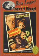 Bowery At Midnight (Navarre) Movie