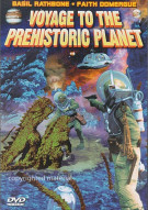 Voyage To The Prehistoric Planet (Alpha) Movie