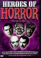 Heroes Of Horror Movie