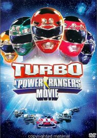 Turbo: A Power Rangers Movie Movie