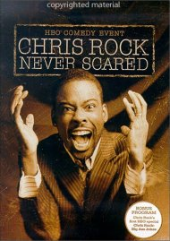 Chris Rock: Never Scared Movie