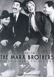 Marx Brothers Silver Screen Collection, The Movie
