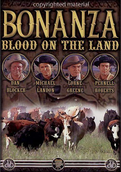 Bonanza: Blood On The Land - Volume 1 Movie
