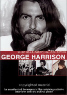 George Harrison: Music Box Biographical Collection Movie