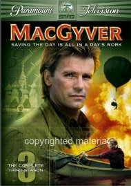 MacGyver: The Complete Third Season Movie