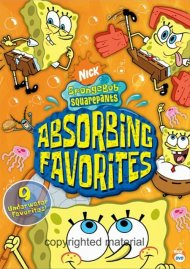 SpongeBob SquarePants: Absorbing Favorites Movie