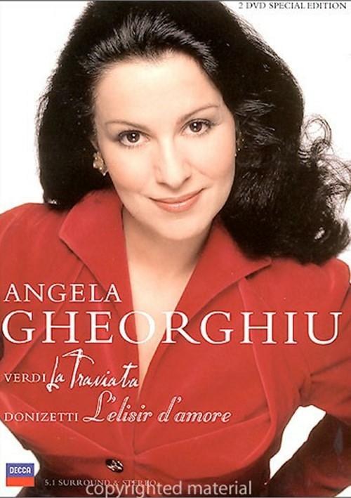 Angela Gheorghiu - Art Of Angela Gheorghiu Movie